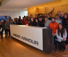Global Running Day Under Armour #Runnersdayoff