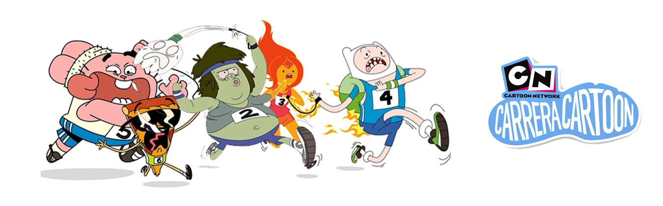 Carrera Cartoon Network Chile