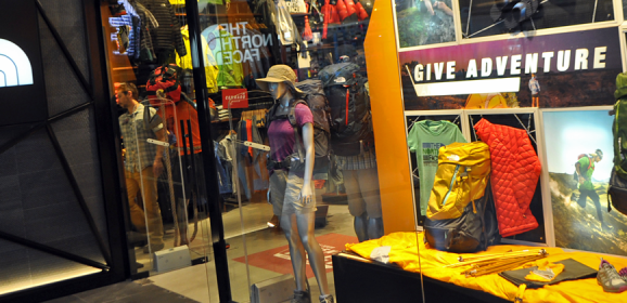 The North Face Dice Chao a Facebook