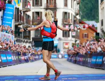 UTMB® World Series de la mano con The IRONMAN